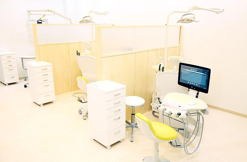 ひさとみ歯科クリニック院内設備